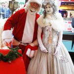 Winter Fair Woerden 2017 straattheater winter