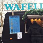 Winter Fair Woerden 2017 wafelkraam